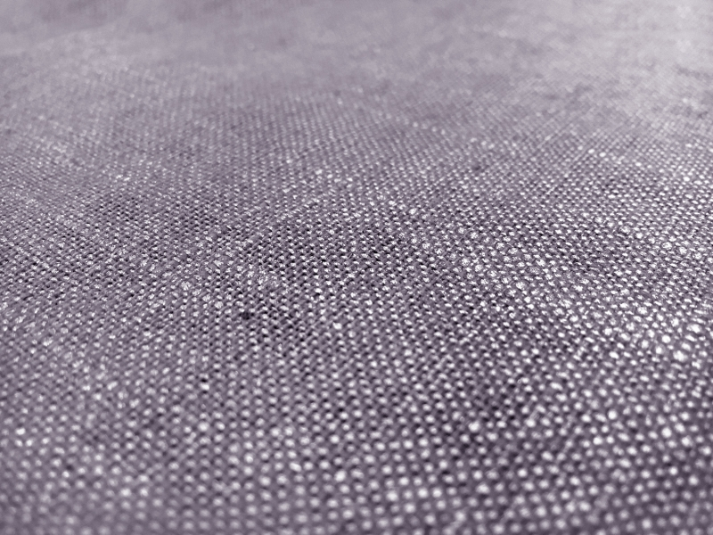 Metallic Linen Cotton Blend in Eclipse2