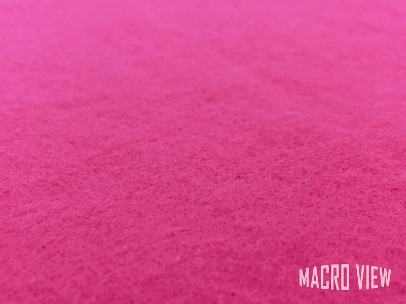 Cotton Flannel in Hot Pink2