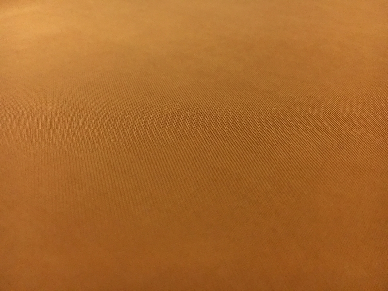 Cupro and Viscose Blend Soft Twill in Bronze0