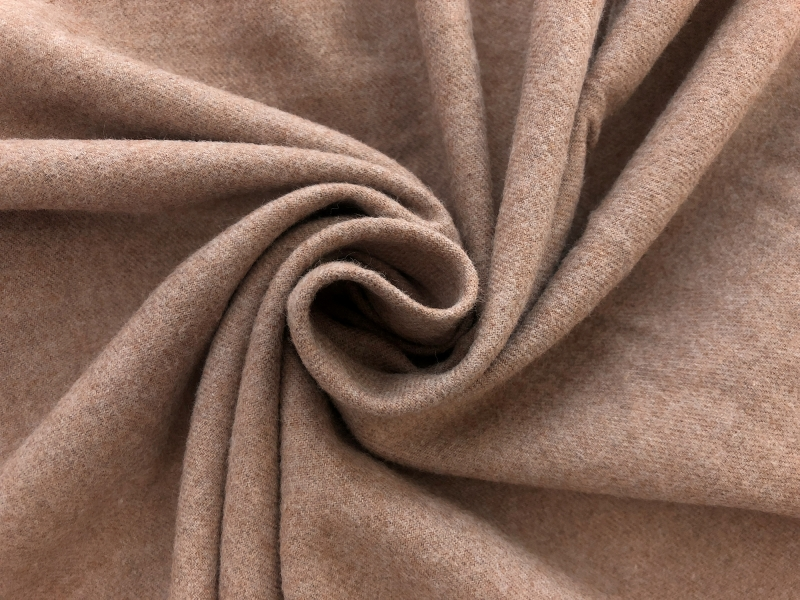 Japanese Cotton Flannel in Camel1
