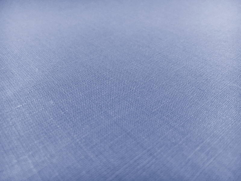 Sanforized Handkerchief Linen in Blue Lagoon0