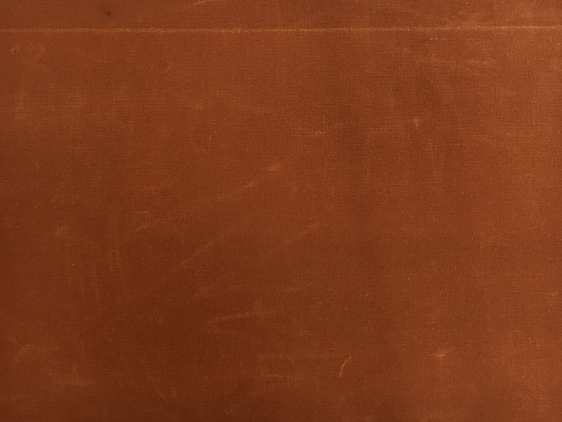 Oilcloth in Brush Brown1
