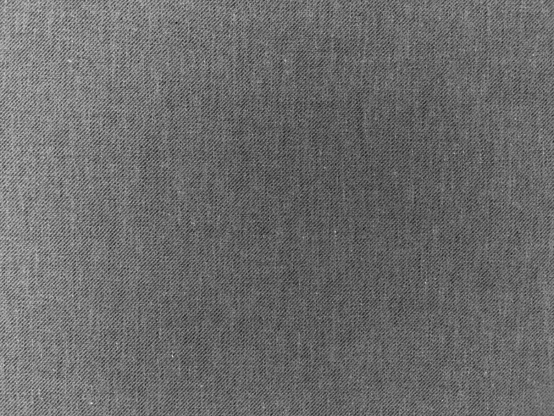 Cotton Flannel Twill in Grey0