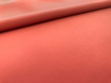 Polyester Powder Crepe De Chine in Terracotta 0