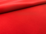 Polyester Powder Crepe De Chine in Red0