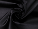 Italian Silk Duchesse Satin in Graphite0