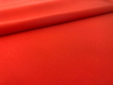 Polyester Powder Crepe De Chine in Vermilion 0