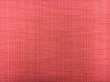 Cotton Blend Basketweave Upholstery in Coral0