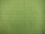 Cotton Blend Basketweave Upholstery in Leaf Green0